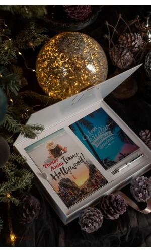 Irány Hollywood! könyves ajándékdoboz