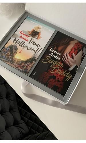 Irány Hollywood! + Sugar Daddy  könyves ajándékdoboz