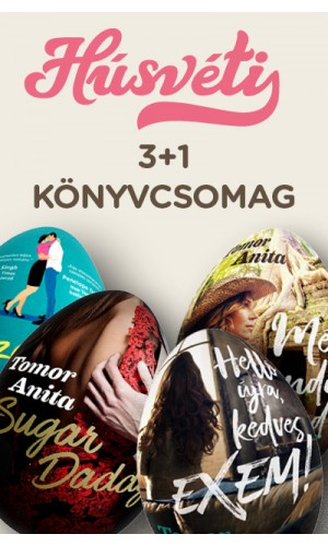 Húsvéti 3+1 könyvcsomag
