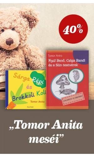 """Tomor Anita meséi"" csomag"
