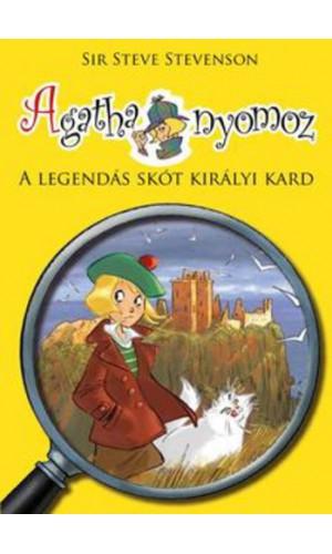 Agatha nyomoz - A legendás skót királyi kard