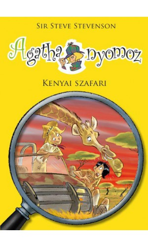 Agatha nyomoz - Kenyai szafari