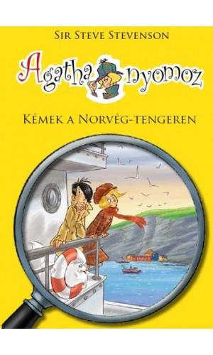Agatha nyomoz - Kémek a Norvég-tengeren