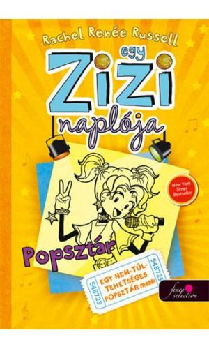 Egy Zizi naplója (3. kötet) – Popsztár