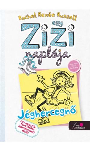 Egy Zizi naplója (4. kötet) – Jéghercegnő