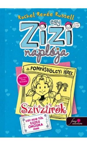 Egy Zizi naplója (5. kötet) – Szívzűrök