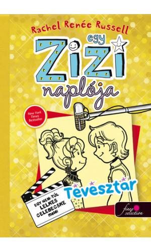 Egy Zizi naplója (7. kötet) – Tévésztár