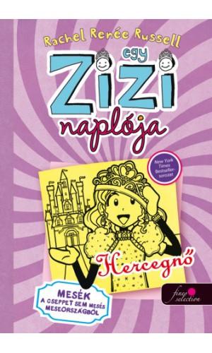 Egy Zizi naplója (8. kötet) – Hercegnő