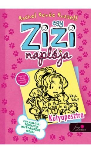 Egy Zizi naplója (10. kötet) – Kutyapesztra