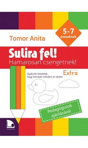 Sulira fel! - Extra (5-7 éveseknek)