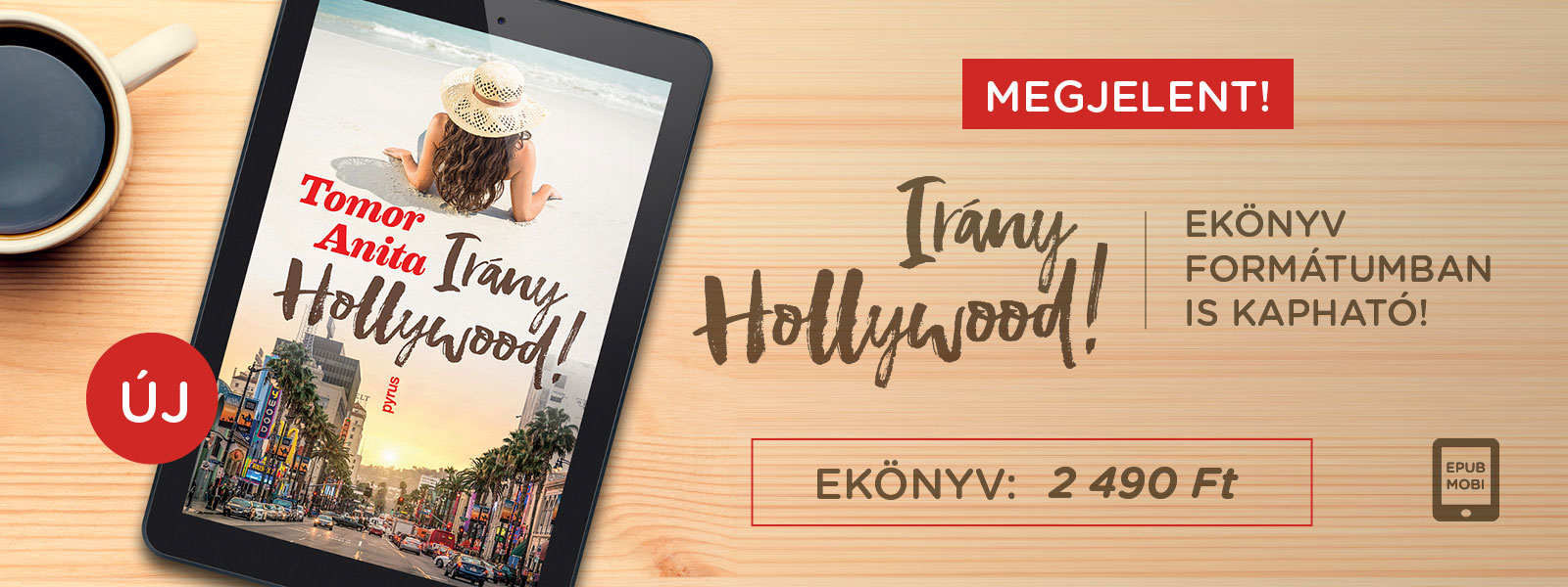 Hollywood ekönyv