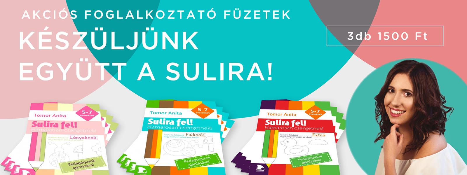 Sulira Fel Csomag