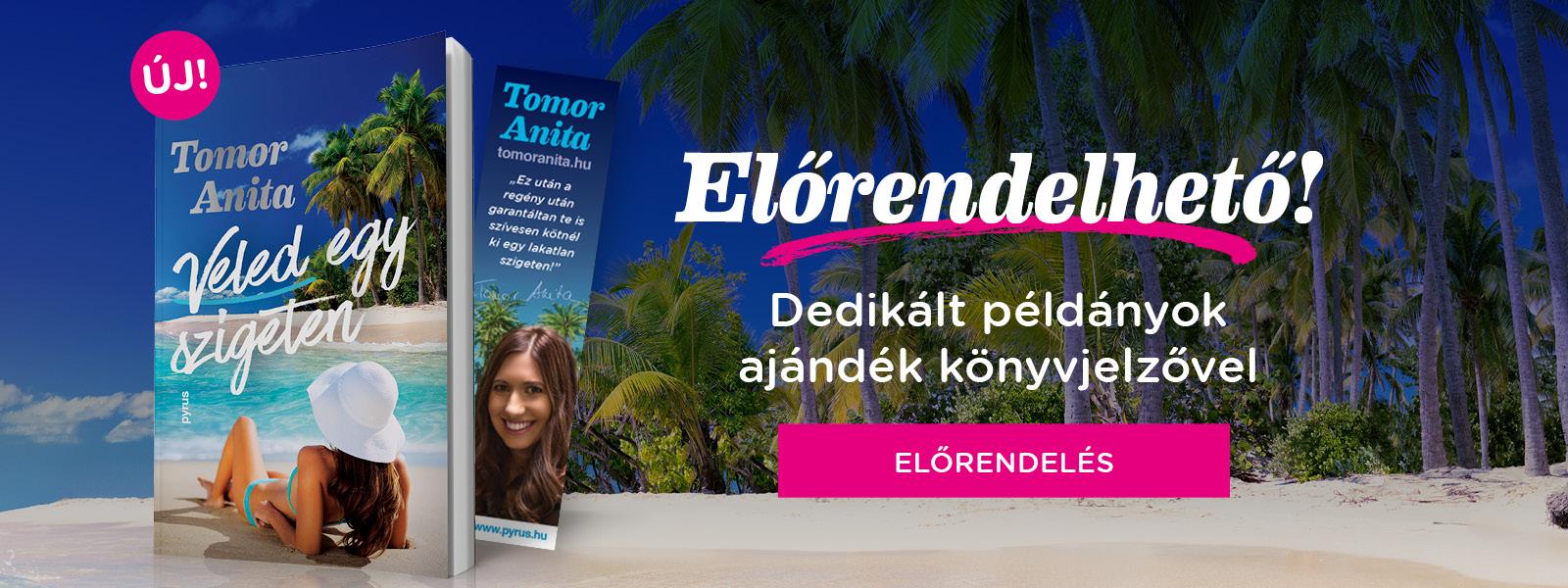 Veled egy szigeten előrendelés